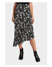 Piper Petites - Print Skirt with ruffles