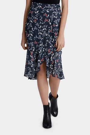 Piper - Skirt Soft Ruffle Print