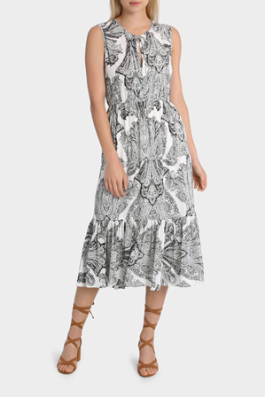Piper - Paisley Print Dress