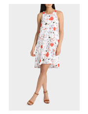 Piper - Soft Tiered Print Dress
