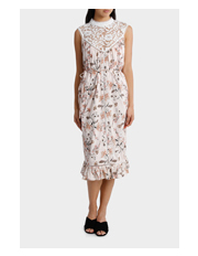 Piper - Lace Bodice Dress