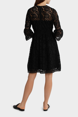 Piper - All Over Lace Dress