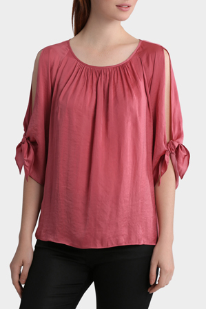 Grab - Sleeve Detail Top