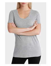 Grab - Scoop Neck Short Sleeve Tee