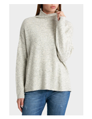 Piper Petites - Mixed Yarn Combo Sweater