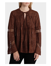 Piper Petites - Embroidered Top