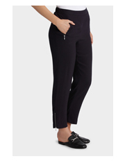 Piper Petites - Pant with Zip Detail