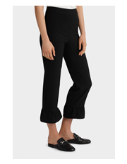 Piper Petites - Pant with Ruffle Detail on Hem