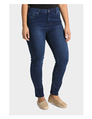 Mink Denim - Slim Straight Leg Jean