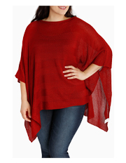 Regatta Woman - Honeycomb Poncho