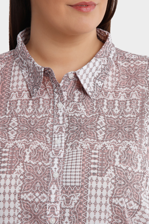 Regatta Woman - Must Have Printed Cotton Shirt