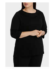 Regatta Woman - Fold Neck 3/4 Sleeve Tee