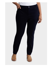 Soft Fitted Full Length Pant