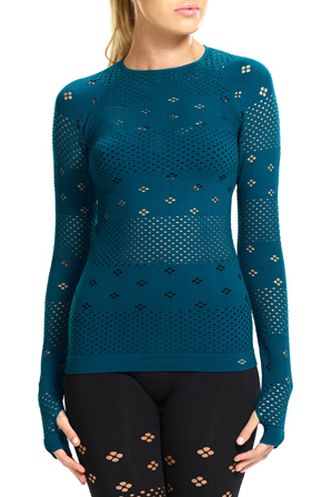 Ambra Active - Plank Long Sleeve Crew