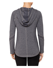 Calvin Klein Performance - Hooded Pullover With Mesh Inserts