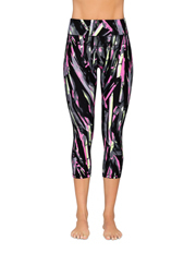 CK Performance - Explosion Print Crop Tight