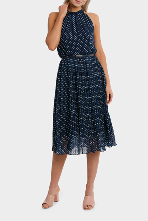 Jane Lamerton - Halo Spot Midi Dress