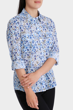 Trent Nathan - Mini Floral Catherine Shirt