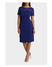 Trent Nathan Events - Layer Lace Shift Dress