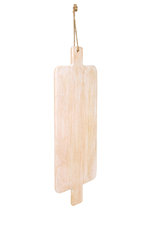 Australian House & Garden - Peninsula Whitewash Mango Wood Paddle Board