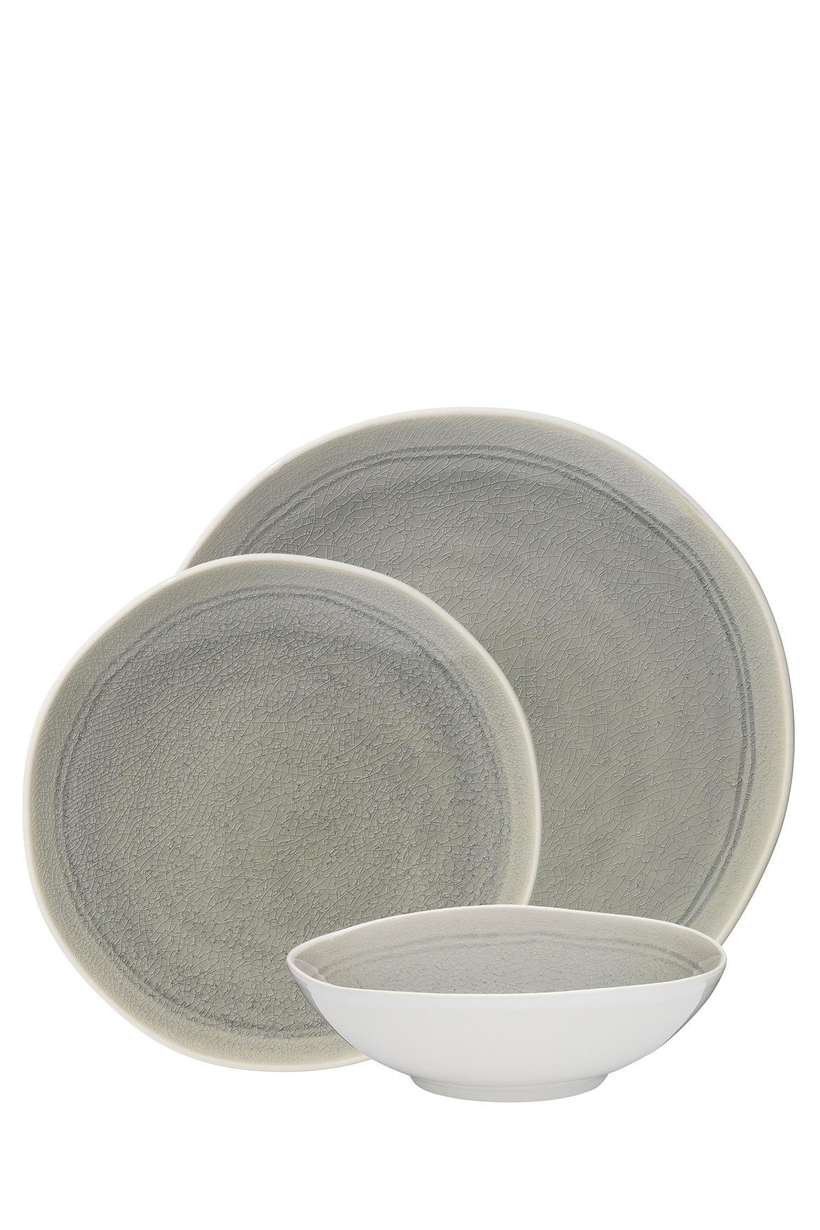 sc 1 st  Myer & Ecology | Linea 12 Piece Dinner Set - Mineral | Myer Online