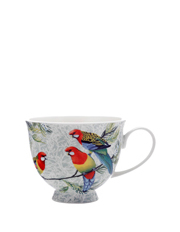 MAXWELL & WILLIAMS Cashmere Birds Cup, Gift Boxed, 480ml - Rosellas