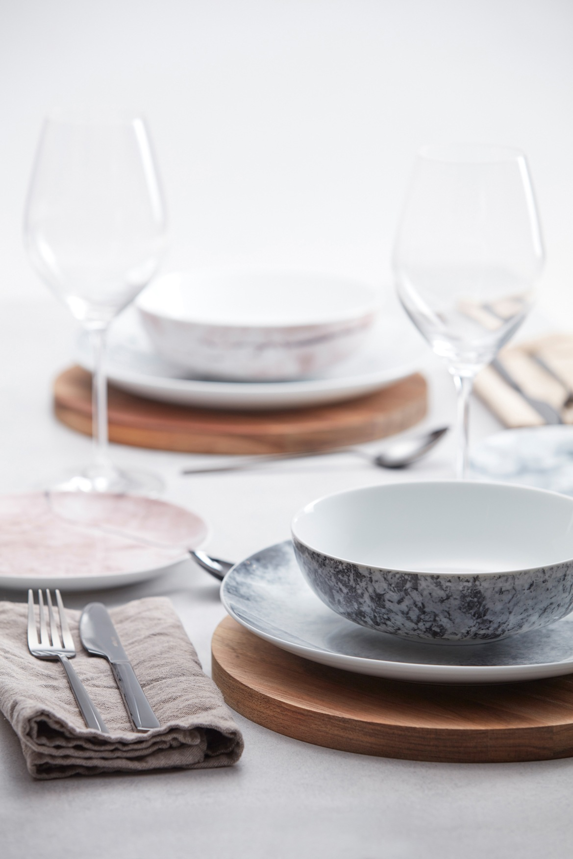 Salt Pepper Masonry Dinner Plate 27cm Myer Online & Astonishing Myer Dinner Plates Images - Best Image Engine - tagranks.com