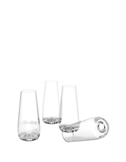 Salt&Pepper - Polo Stemless Champagne Flutes, Set of 8
