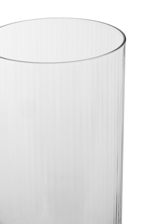 Australian House & Garden - Pitwater Optic Hi Ball Glass, Set of 4