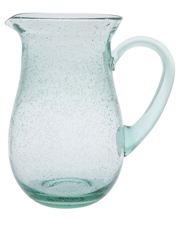 Hawkesbury Recycled Glass 21cm Jug