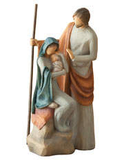 Willow Tree - Nativity The Holy Family