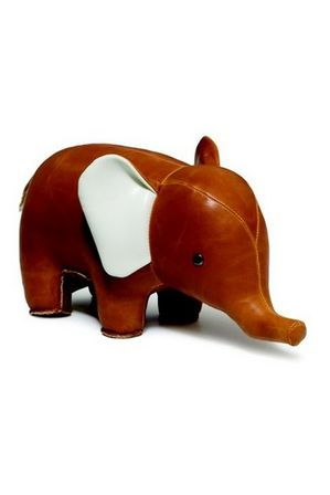 Zuny - Classic Elephant Book End