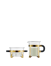 Bodum - Chambord Sugar and Creamer Set