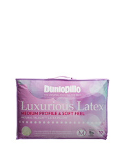 Dunlopillo - Talalay Latex Medium Profile Pillow in Soft Feel