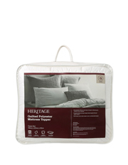 Heritage - Quilted Polyester Mattress Topper