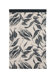 Australian House & Garden - Otoway Leaf Woven Table Runner, 35x150cm - Mood Indigo