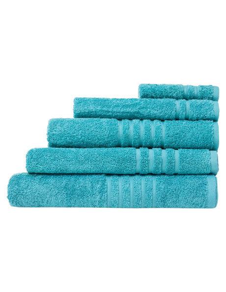Dri Glo Australian Cotton Towel Range In Sea Myer Online