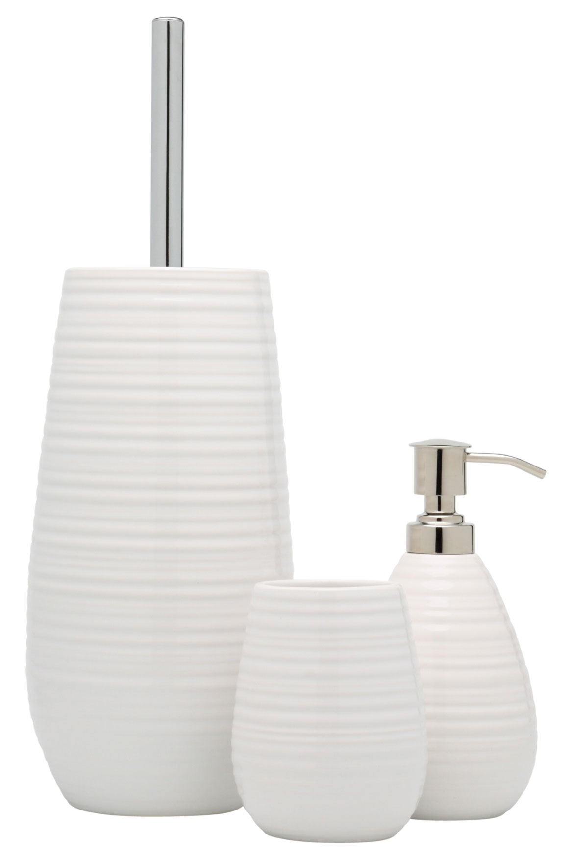Australian house garden mosman toilet brush myer online for Bathroom accessories online australia