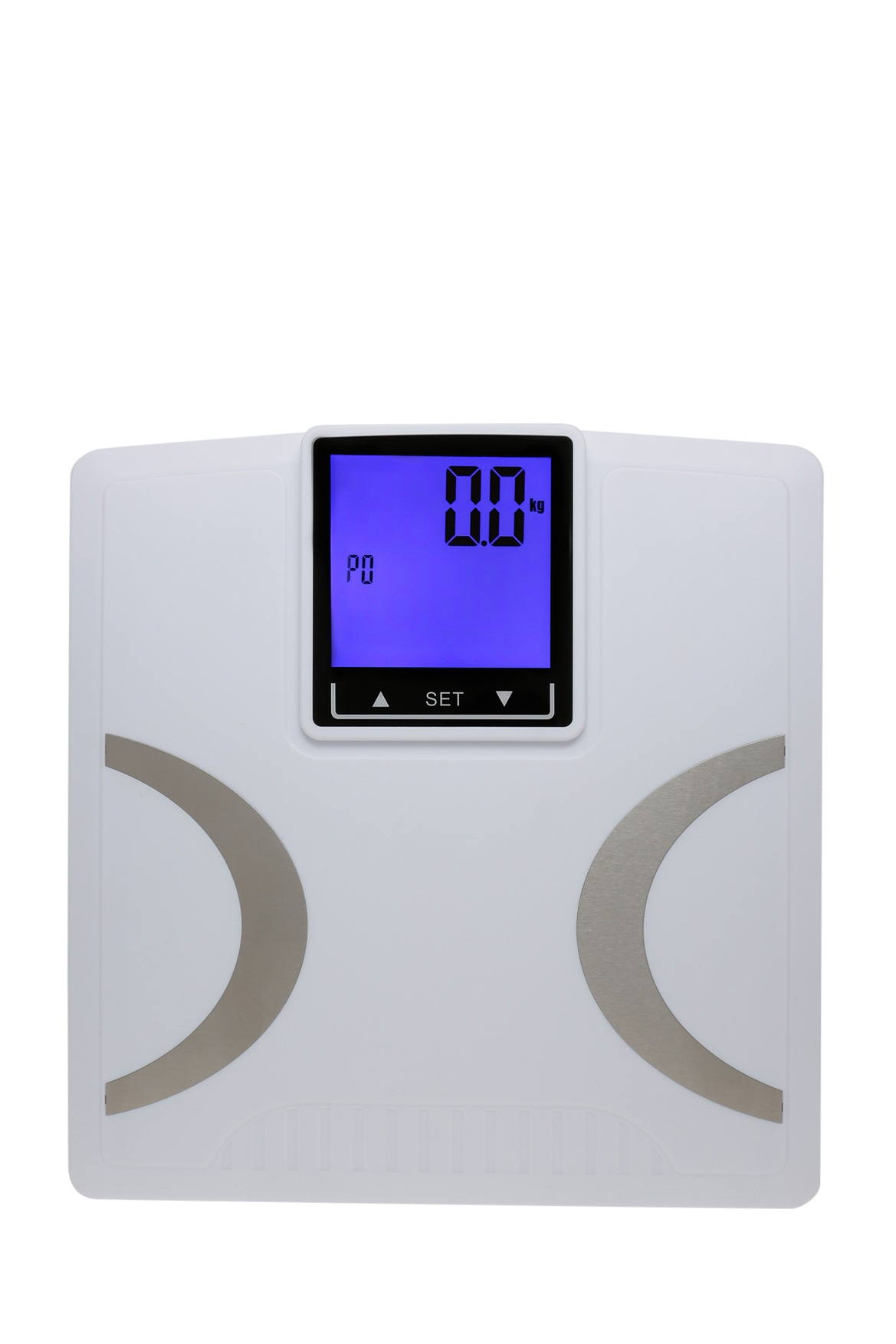 Retro bathroom scales - Vue Xy 6091 Lcd Back Lit Bodyfat And Hydration Bathroom Scale Myer Online