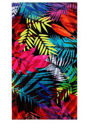 Vue - Harbour Brasilito Beach Towel in Multi