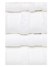 Heritage - Premium Egyptian Towel Range in White