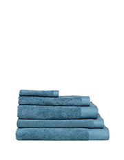 Australian House & Garden - Airlie Towel Range in Denim