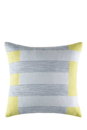 KAS Room - Fraser Cushion in Yellow