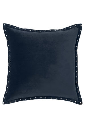 Royal Doulton - Harper Square Cushion in Navy