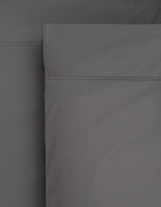 1000TC Finest Cotton Sheet Set in Charcoal