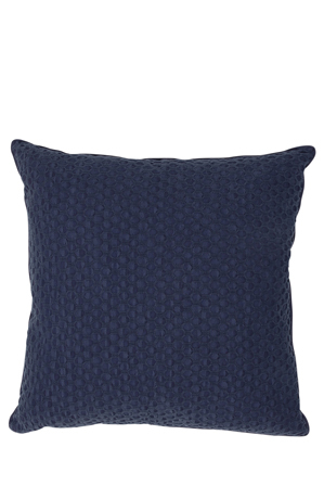 Australian House & Garden - Cotter Bed Cushion in Indigo