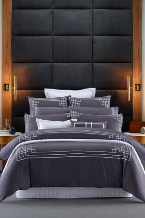 Hotel Collection by Heritage - Maestro Range in Charcoal