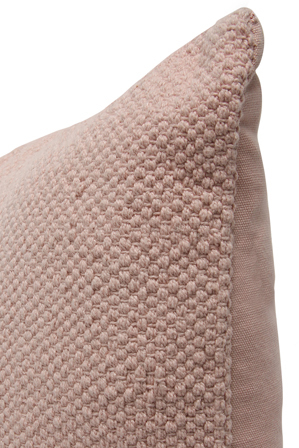 Vue - Fernley Cushion in Dusty Pink