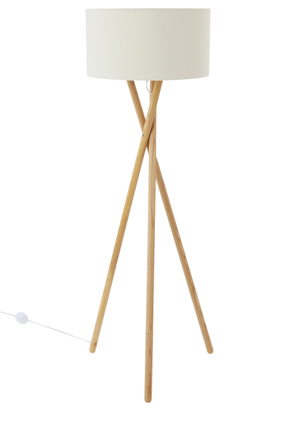 Australian house garden otoway tripod floor lamp 120cm myer online australian house garden delivers relaxed modern designs for every day requires e27 light bulbnot included designed in australia composition wood aloadofball Choice Image