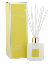 Max Benjamin - Classic Collection Fragrance Diffusers 150ml Lemongrass & Ginger